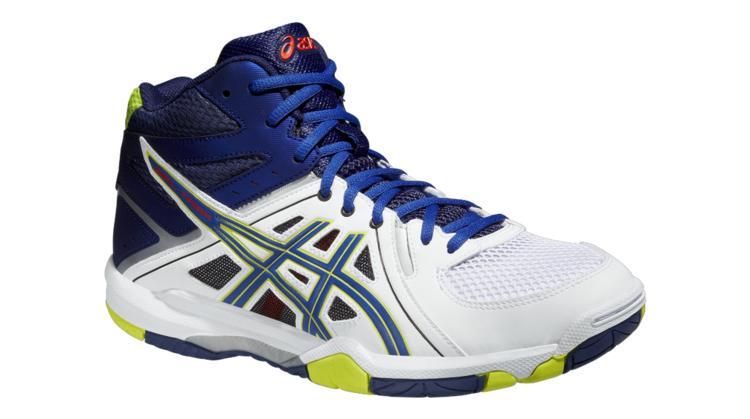 Волейбольные кроссовки Asics B506Y GEL-TASK MT (0150) - купить в ... 9e93c756801