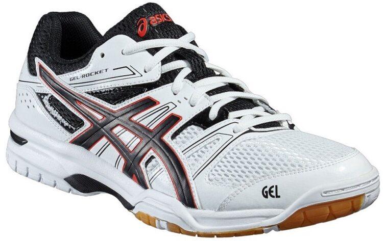 fc4d229f Волейбольные кроссовки Asics GEL-ROCKET 7 B405N (0190) - купить в ...