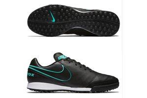 Кожаные сороконожки Nike Tiempo Genio II TF 819216-004