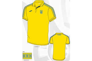 Поло (Полиэстер) UKRAINE - FFU303012.17