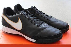 Кожаные сороконожки Nike Tiempo Genio II TF 819216-010