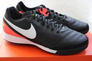 Кожаные сороконожки Nike Tiempo Genio II TF 819216-018