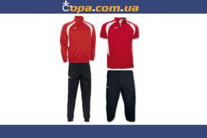 Комплект Champion III (4 предмета) красно-черный