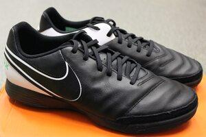 Кожаные сороконожки Nike Tiempo Genio II TF 819216-002