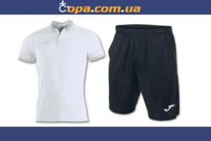 Комплект Joma Bali II (поло+шорты) 100748.200+100438.100