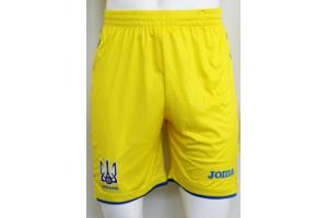 Игровые шорты сборной Украины по футболу - FFU105011.17