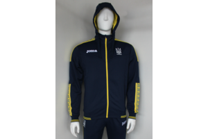 Куртка-толстовка сборной Украины Joma UKRAINE - FFU311011.17