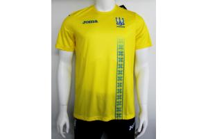 Официальная реплика футболки сборной Украины Joma - FFU401011.17