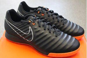 Кожаные сороконожки Nike LegendX 7 Academy IC AH7243-080