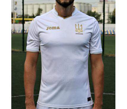 Резервная футболка сборной Украины Joma - FFU101013.18