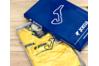 Комплект детской формы сборной Украины Joma UKRAINE - FFU407011.18 - желтый