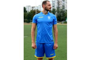 Комплект футбольной формы сборной Украины Joma UKRAINE - FFU101012.18+FFU105021.18