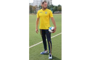 Комплект сборной Украины Joma UKRAINE - FFU401011.18+FFU210011.18