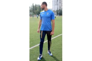 Комплект сборной Украины Joma UKRAINE - FFU401012.18+FFU210011.18