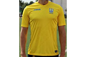 Новая официальная реплика футболки сборной Украины Joma - FFU401011.18