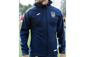 Новая парадная демисезонная куртка сборной Украины Joma UKRAINE - FFU100063300