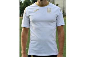 Новая тренировочная футболка сборной Украины (Хлопок) Joma UKRAINE - FFU201031.18