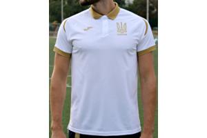 Новое поло сборной Украины (COTTON) Joma UKRAINE - FFU303011.18