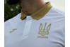Новое поло сборной Украины (COTTON) Joma UKRAINE - FFU303011.18 - белый