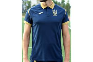 Новое поло сборной Украины (COTTON) Joma UKRAINE - FFU303012.18
