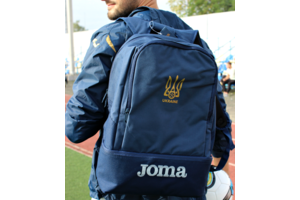 Новый рюкзак сборной Украины Joma UKRAINE - FFU400234331