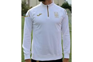 Новый тренировочный реглан сборной Украины Joma UKRAINE - FFU211011.18