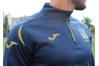 Новый  реглан сборной Украины Joma UKRAINE - FFU211012.18 - темно-синий