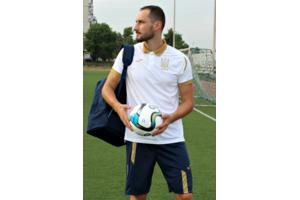 Парадный комплект сборной Украины Joma UKRAINE - FFU303011.18+FFU205021.18