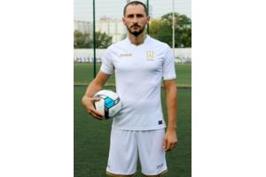 Резервный комплект футбольной формы сборной Украины Joma UKRAINE - FFU101013.18+FFU105022.18