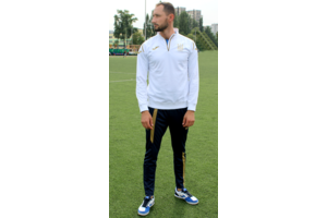 Тренировочный костюм сборной Украины Joma UKRAINE - FFU211011.18+FFU210011.18