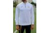 Костюм сборной Украины Joma UKRAINE - бело-синий (реглан+штаны)