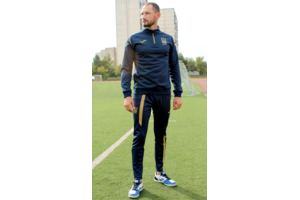 Тренировочный костюм сборной Украины Joma UKRAINE - FFU211012.18+FFU210011.18