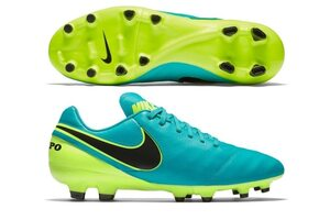 Футбольные бутсы Nike Tiempo Genio II  FG 819213-307
