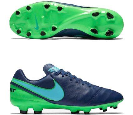 3febd568 Футбольные бутсы Nike Tiempo Genio II FG 819213-443