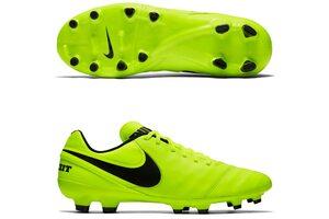 Футбольные бутсы Nike Tiempo Genio II  FG 819213-707