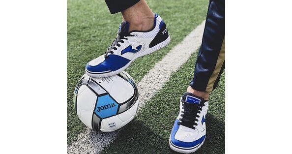 Joma Top Flex IN 2019 - надежные футбольные бутсы для зала