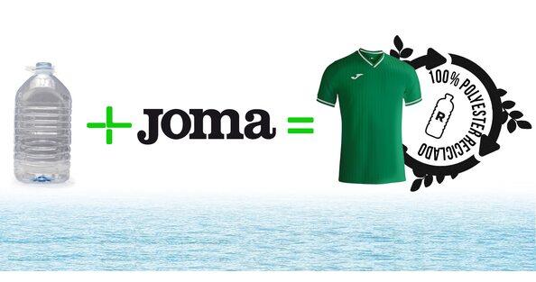 Коллекция формы Joma из переработанного пластика