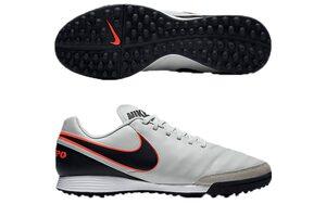 Кожаные сороконожки Nike Tiempo Genio II TF 819216-001