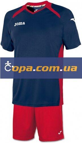 Футбольная игровая форма Joma Champion II (т.сине-красная) - купить ... 5ea1d6daf77