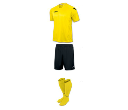 Форма игровая Joma Fit One (футболка+шорты+гетры)
