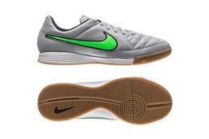 Кожаные футзалки Nike TIEMPO GENIO IC 631283-030